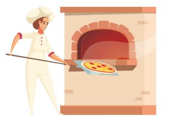 femme-four-pizza